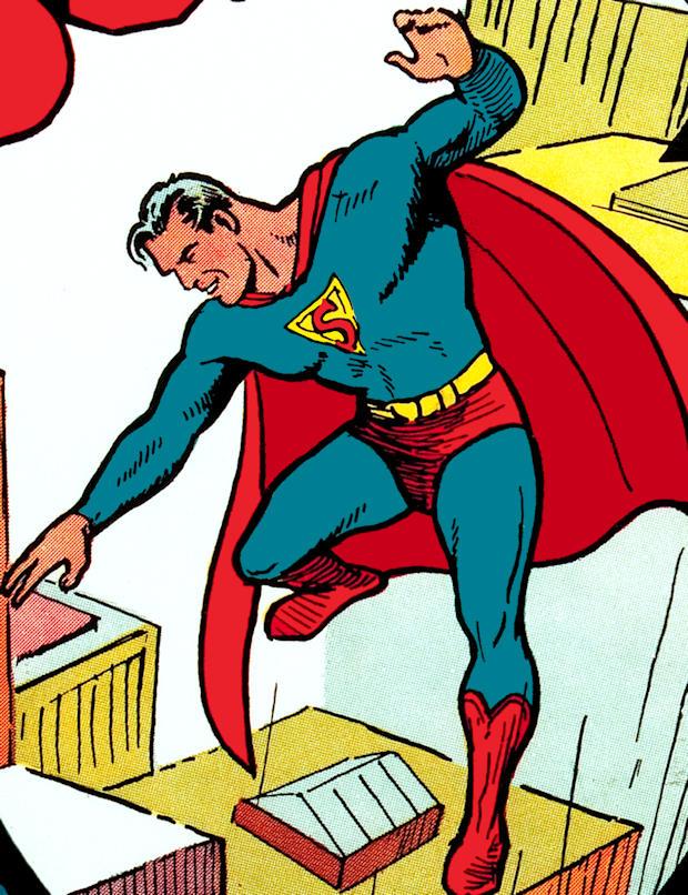 Supermans Symbol Shield Emblem Logo And Its History
